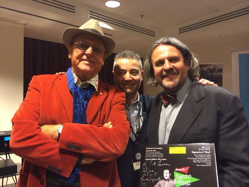 Renzo Arbore & Giulio Cesare Ricci