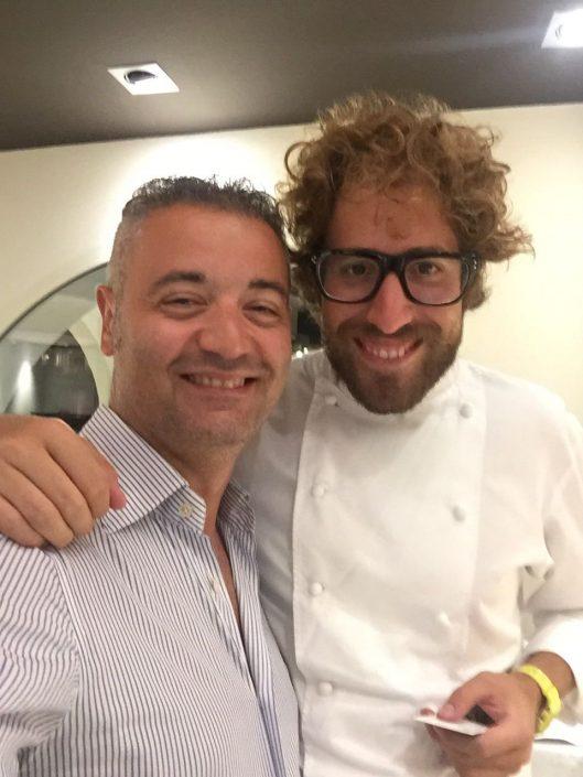 Mirko Ronzoni Chef Hell's Kitchen