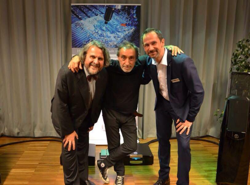 Giulio Cesare Ricci, Fausto Mesolella & Mr. Bjoern Rutz