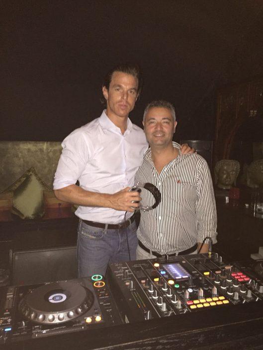 Nicholas Sechaud DJ Buddha Bar Dubai