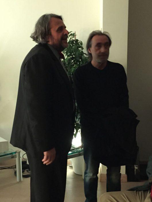 Fausto Mesolella & Giulio Cesare Ricci
