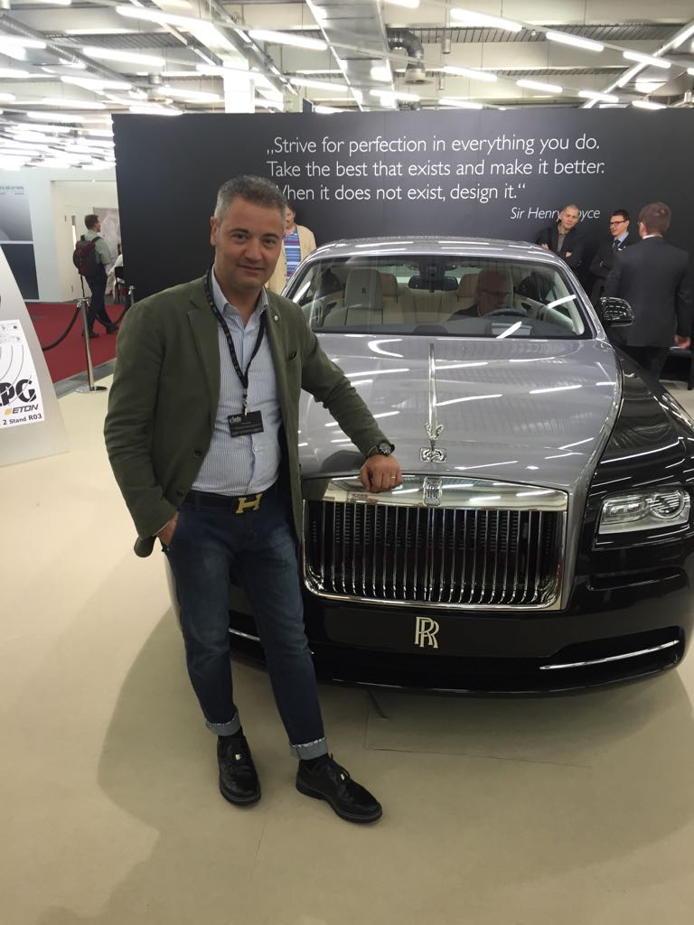 LuxuryGroup @ Rolls Royce Events in Germany