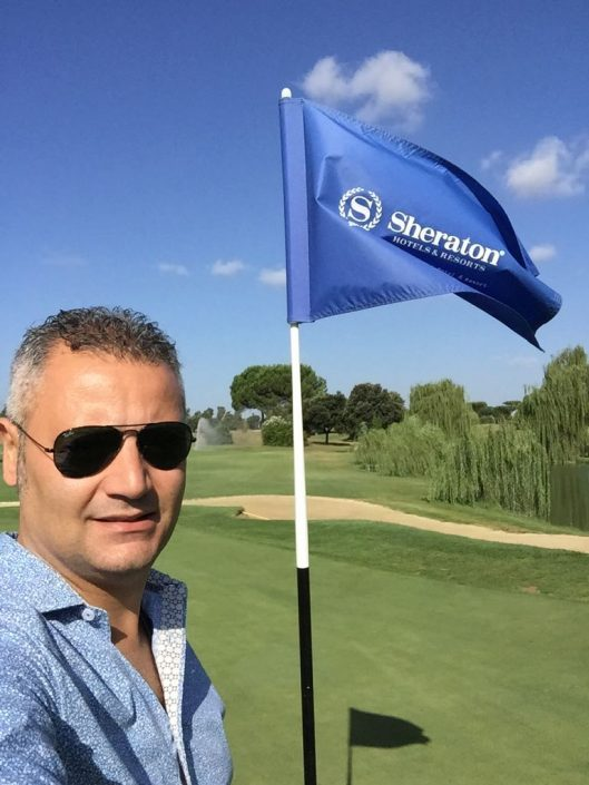 LuxuryGroup @Golf weekend CUP @Sheraton Hotel & Resort